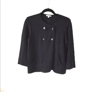 James Perse Sweater Jacket